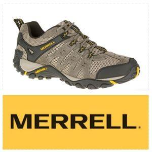 NEW!  Merrell Accentor men's hiking sneaker (10.5)